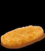 麦当劳脆薯饼, 又叫脆薯饼,McDonald's Hash Browns