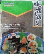 UMINOHO寿司紫菜, 又叫YAKI SUSHI NORI