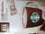 星巴克/STARBUCKS VIA摩卡风味咖啡饮料(固体饮料), 又叫星巴克速溶咖啡