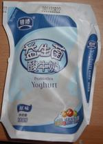 银桥益生菌酸牛奶, 又叫银桥益生菌酸奶
