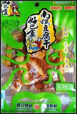 好巴食南溪豆腐干 泡椒味