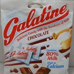 意大利Galatine佳乐锭牛奶片(巧克力味), 又叫佳乐锭牛奶片(巧克力味)