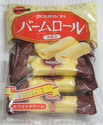 BOURBON-BaumRoll奶油蛋糕卷, 又叫奶油蛋糕卷
