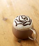 星巴克热巧克力(无奶油), 又叫热巧克力(无奶油)