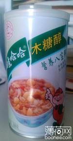 娃哈哈 木糖醇营养八宝粥 360g, 又叫娃哈哈无糖八宝粥