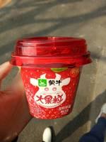蒙牛 大果粒风味发酵乳(整颗草莓)