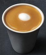 星巴克馥芮白大杯(脱脂奶), 又叫startbucks flat white grande(nonfat milk)