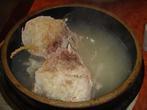 鸡汤大米饭