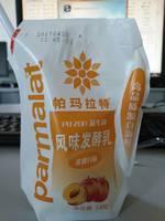 Parmalat/帕玛拉特 酸奶(黄桃口味)
