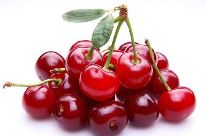 樱桃, 又叫车厘子、莺桃、含桃、荆桃、朱樱、朱果、樱珠