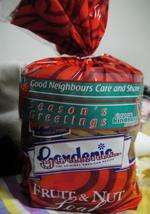 gandenia水果果仁面包, 又叫水果果仁面包,核桃面包,瓜子仁面包,葡萄干面包,杏子面包