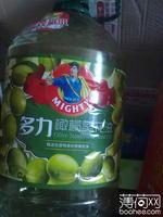 多力 橄榄葵花油 5L
