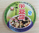 郑友 方便米豆腐(香辣豆豉味), 又叫米豆腐