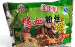 聚隆福 鸭血粉丝汤(酸辣味)