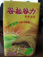 惠尔康牌谷粒谷力燕麦浓浆, 又叫谷粒谷力谷物蛋白饮品