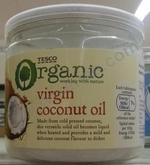 Tesco 有机椰子油