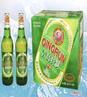 啤酒(4.3%,青岛牌)
