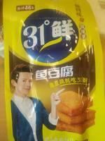 盐津铺子 31°鲜微辣型鱼豆腐(烧烤味)