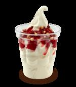 麦当劳新地(草莓味), 又叫新地(草莓味),McDonald's Sundae (Strawberry)