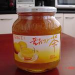 丹特牌蜂蜜柚子茶, 又叫蜂蜜柚子茶