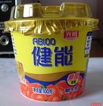 光明健能草莓果粒酸牛奶, 又叫健能草莓果粒酸牛奶