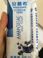 安幕希 希腊风味酸奶(蓝莓味)