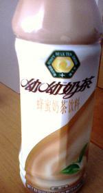 呦呦奶茶蜂蜜奶茶饮料(原味)