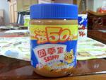 四季宝花生酱(颗粒) 390g, 又叫花生酱