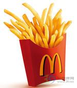 麦当劳薯条(中), 又叫薯条(中)