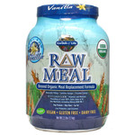 Garden of Life Raw Meal有机营养餐粉(香草味)