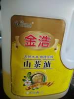 金浩 山茶油