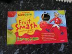 HealtheriesKidscare水果泥树莓苹果口味, 又叫KIDSCARE Fruits Smash Raspberry&apple