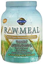 Garden of Life Raw Meal有机营养餐粉(原味)