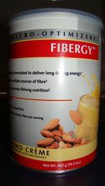 优莎娜纤维素(杏仁口味), 又叫usana almond creame fibergy