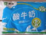 蒙牛原味plain酸牛奶, 又叫益生菌酸奶