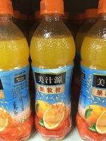 美汁源果粒橙 橙汁饮料