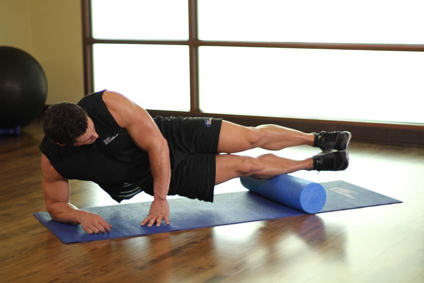 腓骨-肌筋膜放松