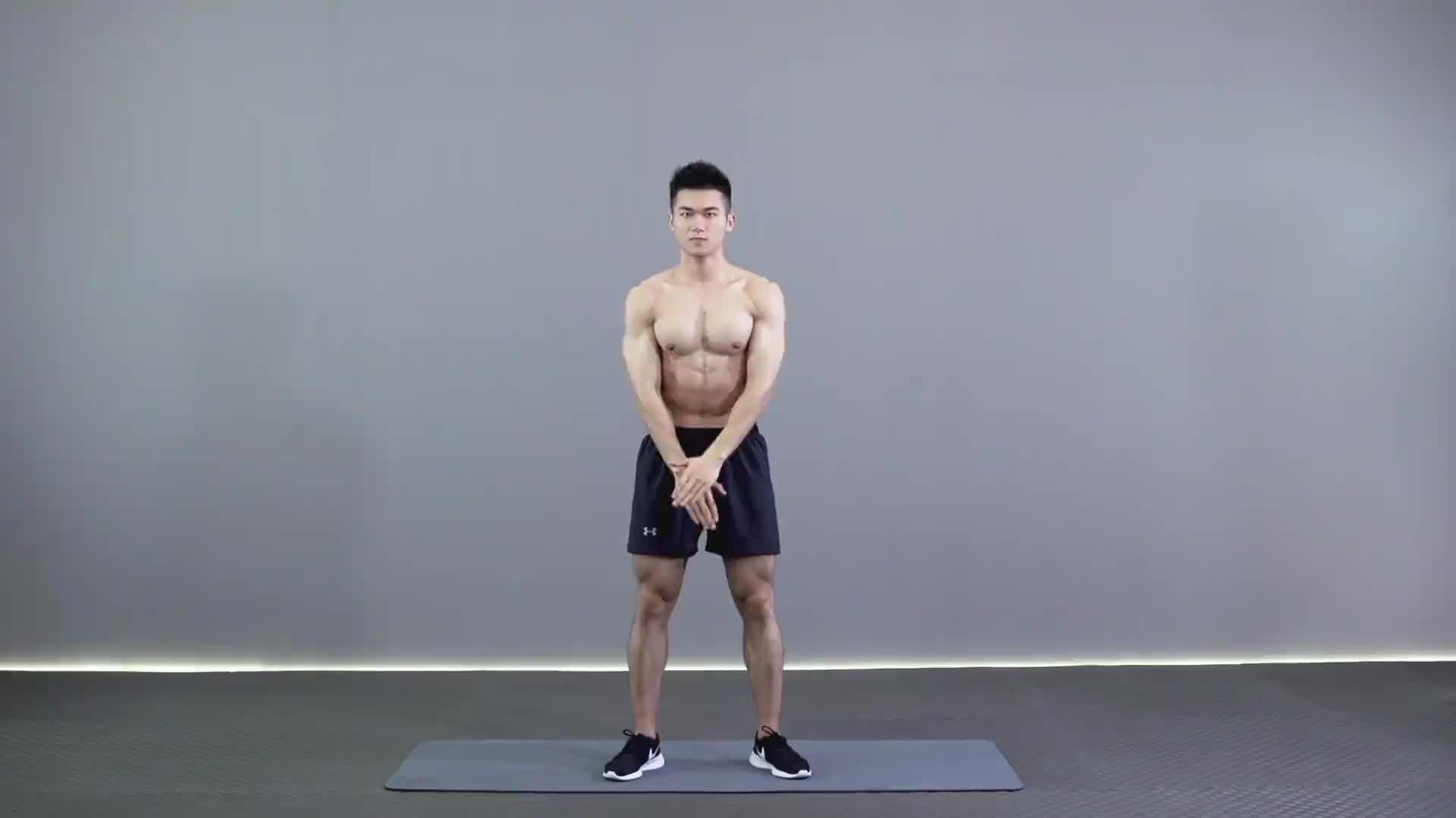肩外展运动
