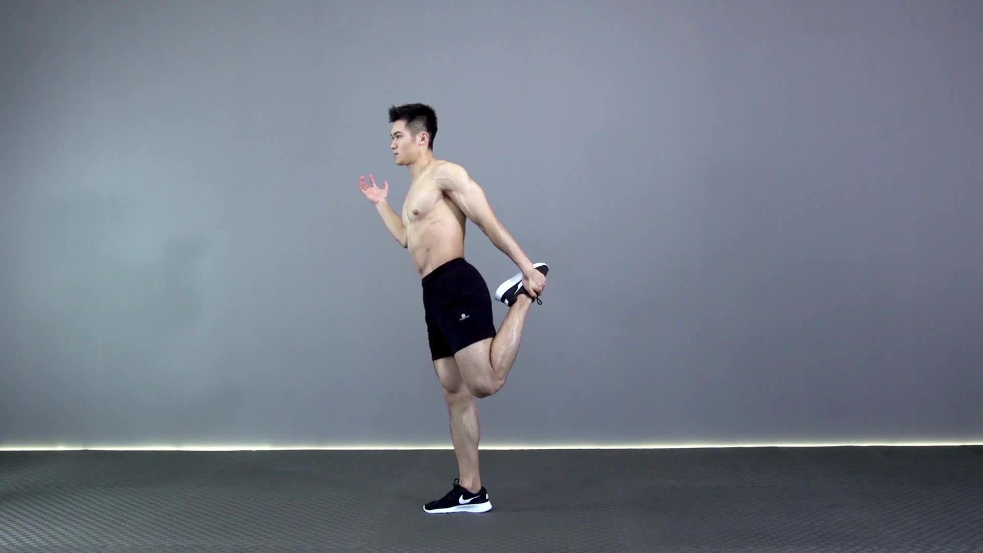 大腿前侧拉伸 L