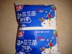 光明 e+益生菌酸牛奶(原味)220ml (袋装), 又叫光明益生菌
