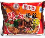 聚隆福 鸭血粉丝汤(香辣味)