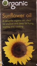 有机葵花籽油