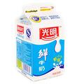 光明 鲜牛奶 500ml, 又叫牛乳(光明牌),光明纯牛奶