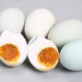 咸鸭蛋, 又叫盐蛋、腌蛋、味蛋