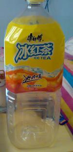 康师傅冰红茶, 又叫柠檬口味茶饮品